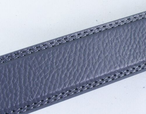 Herrengürtel Jeansgürtel Basicgürtel Freizeitgürtel Damengürtel Gürtel grau HRG3