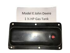 John Deere Model E Hit And Miss Engine 1 12 Hp Gas Tank