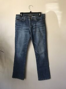 Denim Straight 32 Leg Fly Button Joes Jeans 40wf7q0Y