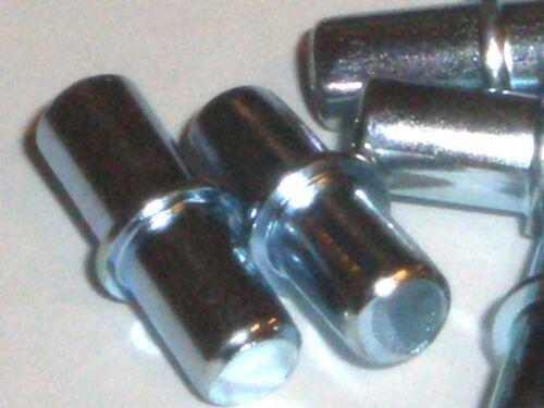 5mm Stahl Verzinkt Regalbodenträger Fachbodenträger Bodenträger 500St Bolzen
