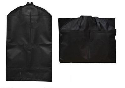 Nuovo Traspirante Lungo Indumento Suit Clothes Abito Copertura Borsa-mostra Il Titolo Originale