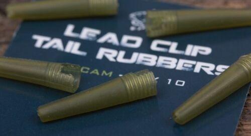 Nash Lead Clip Tail Rubber Leadclip Bleiclip Bleiklip Lead Klip Blei Clip