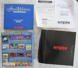 Adaptable Civilisation Frontier Elite Ii Lemmings Guide De L'utilisateur Empire Interactive 1991/1995-afficher Le Titre D'origine Magasin En Ligne