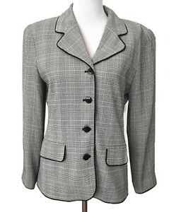 f057303f6cd8 Image is loading Express-Womens-Jacket-Blazer-Coat-Compagnie-Internationale -Gray-