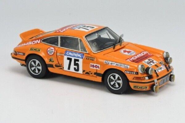 <kit Porsche Carrera 2,7 RS #75 Diebolt-Vast Tour Auto 1973 - Arena kit 1/43 | Outlet Store En Ligne