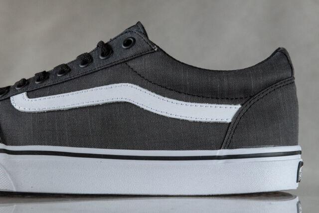 c44682281f6246 VANS Ward Textile BL Shoes for Men US Size 9 for sale online