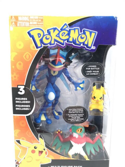 Pikachu 3-Pack Pokemon Cookie Cutters Ash Special Edition Pokeball
