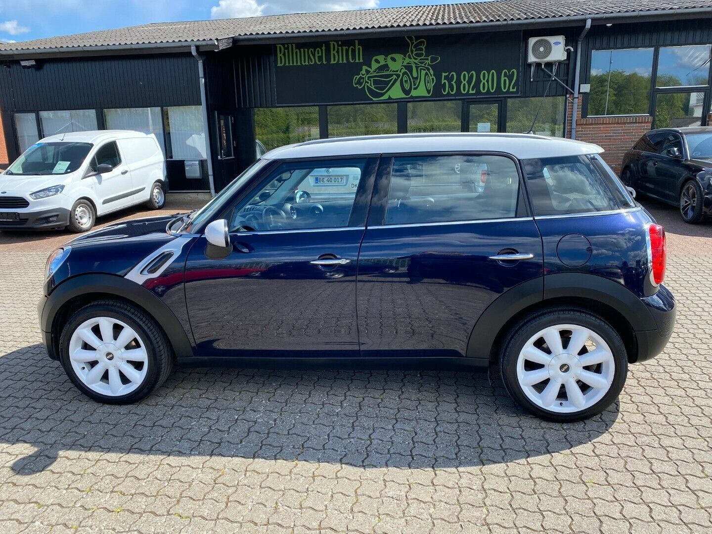 Mini Countryman Cooper 1,6 D 112 5d - 149.800 kr.