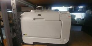 HP LASERJET PRO 400 COLOR CE956A PRINTER 62k pages  Refurbished Canada Preview
