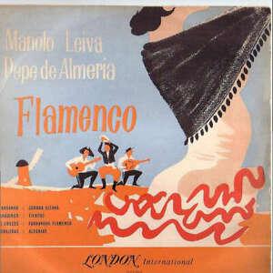 Manolo Leiva , Pepe De Almeria - Flamenco (LP)