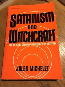 Satanism And Witchcraft Book