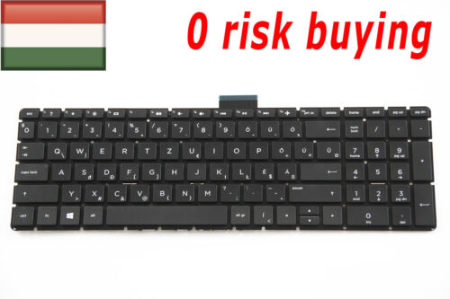 100/% Positive for HP 15-cc 15-br 15g-br 15-bp 15-bw 15z-bw HU Hungarian Keyboard