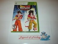 Dragonball Z Budokai - Hd Collection For Microsoft Xbox 360 Dragon Ball