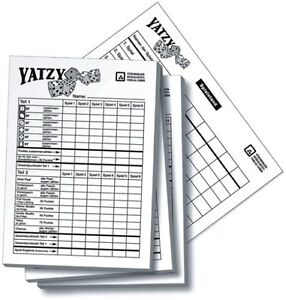 3-x-Yatzy-Spielblock-Bloecke-Block-fuer-720-Spiele