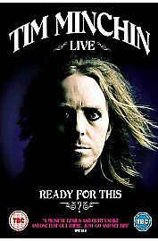 1 of 1 - Tim Minchin - Ready For This (DVD, 2010)