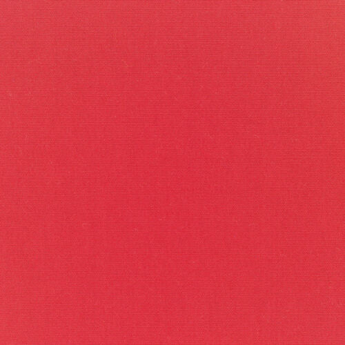 Sunbrella® Indoor Outdoor Upholstery Fabric Canvas Logo Red 5477-0000