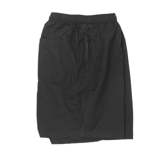 Oversize Uomo Bagno doposcuola in nero di Abraxas by Marc /& MARK di XXL fino a 10xl