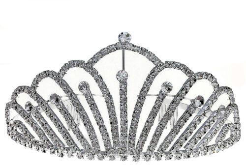 Braut Schönheits Königin  Wettbewerb Krone Diadem 7 cm hoch Misswahl