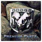Dodge Ram Emblem 1500 2500 3500 Tailgate Ram Head Medallion Oem Chrome Black New