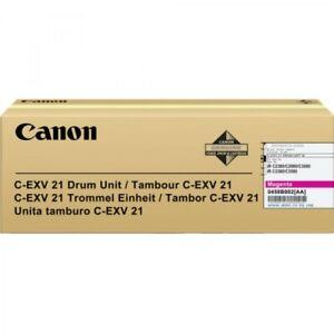 GENUINE-CANON-C-EXV21-0458B002BA-MAGENTA-DRUM-UNIT