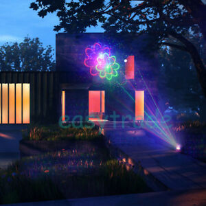 Laser Outdoor Lights Outdoor laser light 20 patterns rgb lighting projector show party image is loading outdoor laser light 20 patterns rgb lighting projector workwithnaturefo