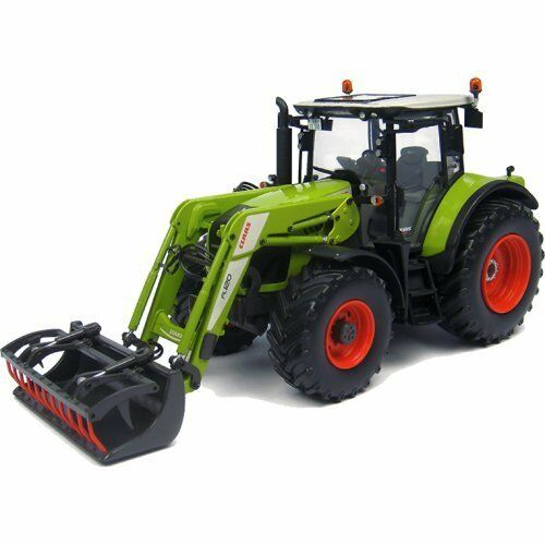 4299 Claas Arion 530 CON FRONTALE Caricatore, 1:3 2 UNIVERSAL HOBBIES