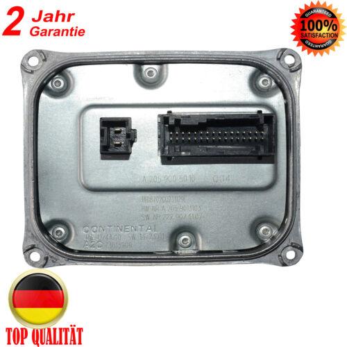LED-Scheinwerfer Steuergerät für Mercedes C-Klasse W205 A2059005010