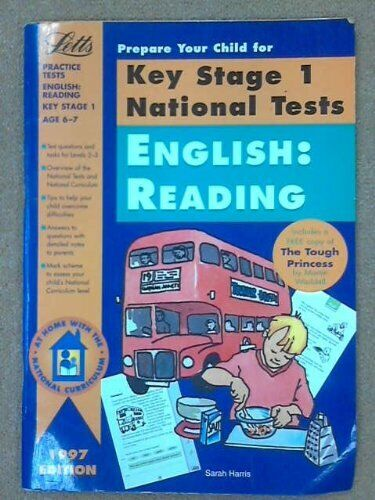 KS1 National Tests English  Reading (At Home with the National .9781857584646,