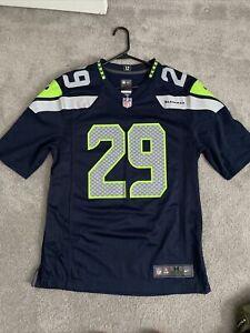 Earl Thomas Nike Seattle Seahawks Jersey Mens Medium Home   eBay