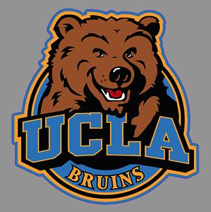 UCLA Bruins NCAA Decal Sticker Car Truck Window Bumper Laptop Wall