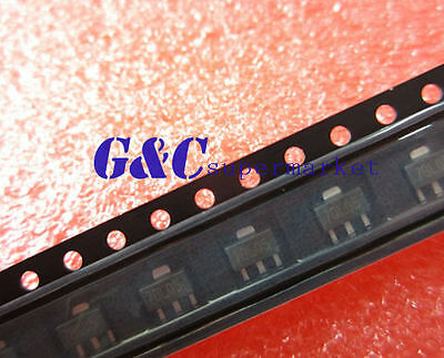 50PCS 78L05 REG LDO 5V 100MA SOT-89 NEW GOOD QUALITY