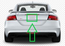 Genuine Chrome Emblem AUDI TT Coupe Roadster 8J3 8J9 8J0853742B2ZZ