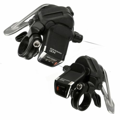 MICROSHIFT Mountain Bike Shifters for Shimano 3x9 Speed