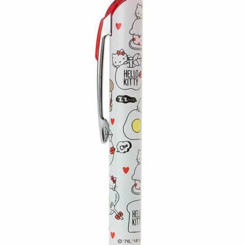 Hello Kitty Ener Gel Ink Ballpoint Pen made in Japan Sanrio Kawaii Cute Goods