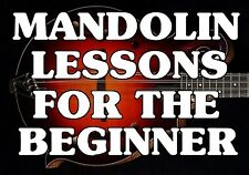 Mandolin Lessons For The Beginner DVD Learn Country And Bluegrass Amazing Course