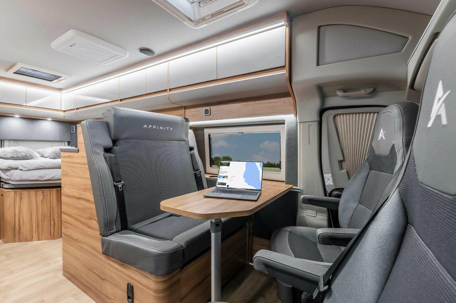 Affinity Camper der Luxus unter den Vans