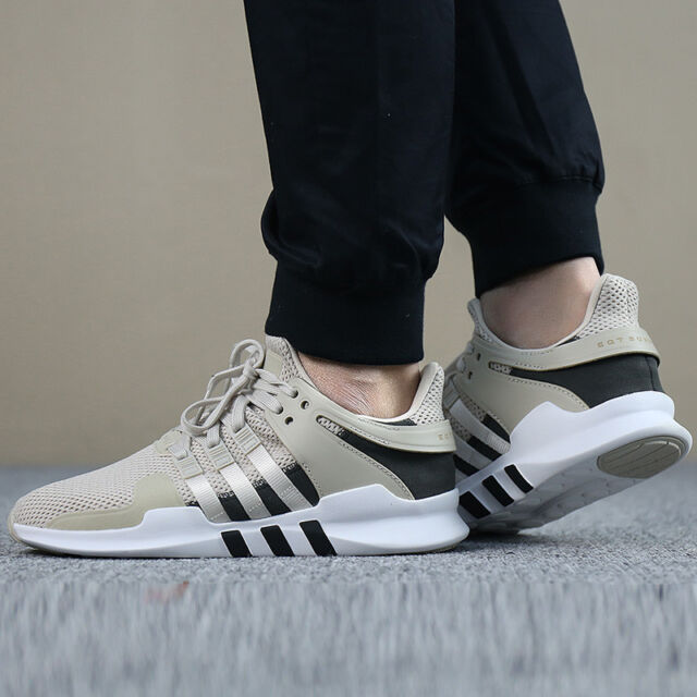 competitive price d41f4 ab234 Adidas EQT Support ADV Running Casual Shoes Sneakers Brown-Black-White  CQ0918