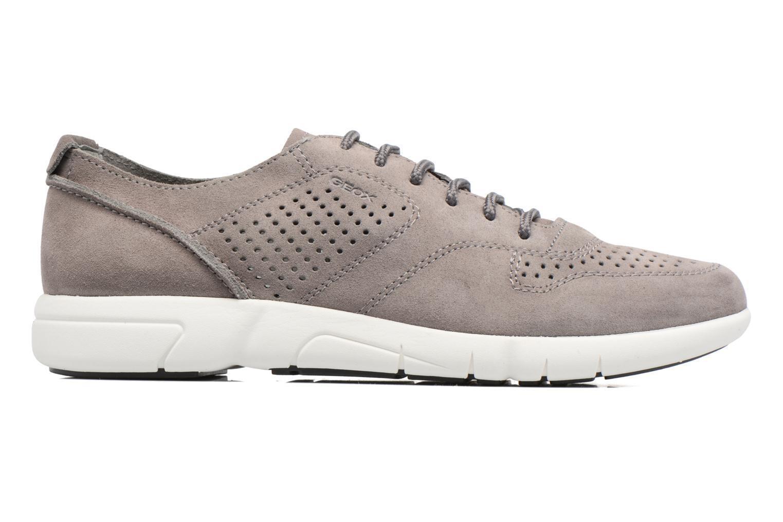 Herren Geox U Brattley A U721pa Sneaker Grau