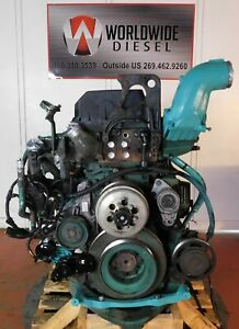 2011-Volvo-D13-Diesel-Engine-Take-Out-475HP-Good-For-Rebuild-Only