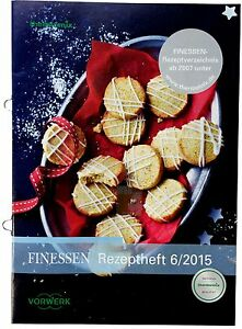 Vorwerk-Thermomix-FINESSEN-Rezeptheft-6-2015-Buch-Heft-Rezepte-TM6-TM5-TM31