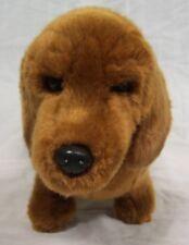 RUSS Yomiko Classics NICE BROWN DACHSHUND WEINER DOG Plush STUFFED ANIMAL Toy