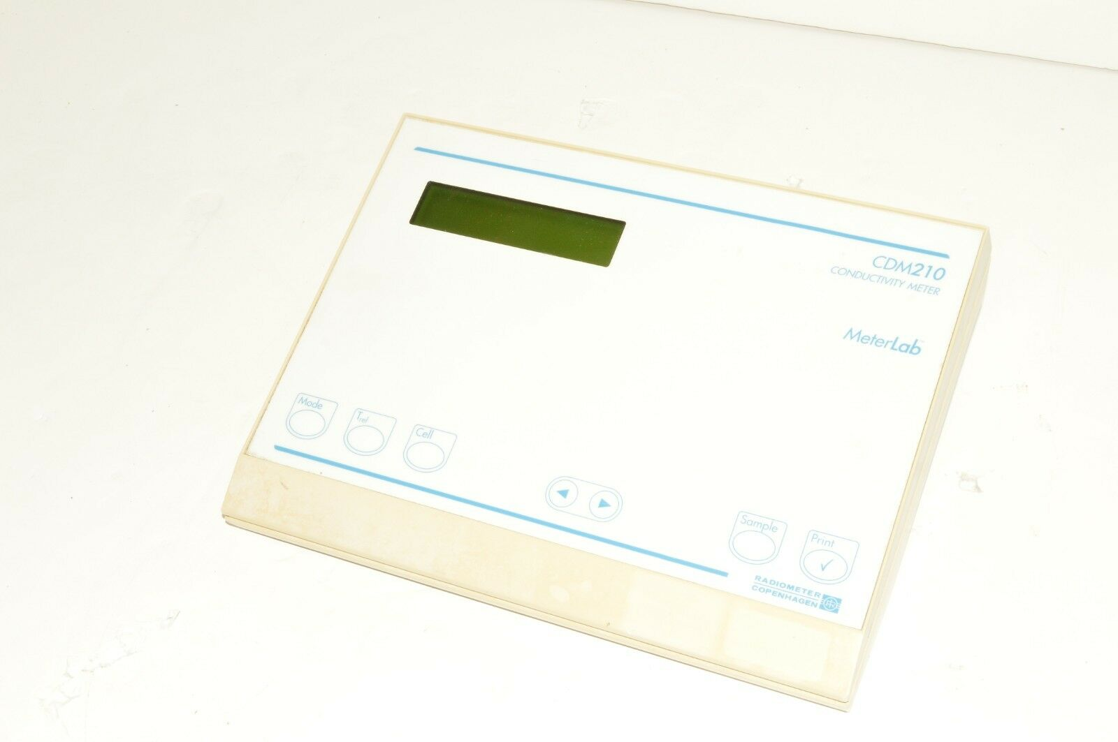 Radiometer Cdm210 Conductivity Meter W Power Supply Ebay Conductive Pen Gadgets Other Electronics Norton Secured Powered By Verisign
