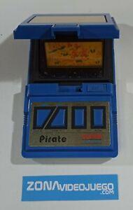 Juego electronico LCD, Pirate, Electronic Quartz Lcd. NO FUNCIONA. SIN GARANTIA