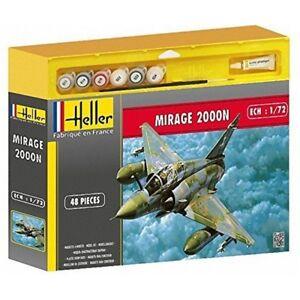 Heller Coffret de modèles en plastique   , échelle 1/72 - Mirage 2000n  mirage 2000n