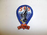 b0959 WW 2 US Army 517th Parachute Infantry Regiment PIR  Attack twil orange R3C