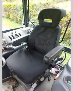 New Holland Tractor Waterproof tough Seat Cover, T6000, T7000, T6 ...