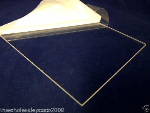 transparent acryl glasur plastik blatt ersatz f r bild foto rahmen perspex ebay. Black Bedroom Furniture Sets. Home Design Ideas