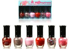 Kleancolor Nail Polish Set -Be MY Daydream Sweet Romance mini collection