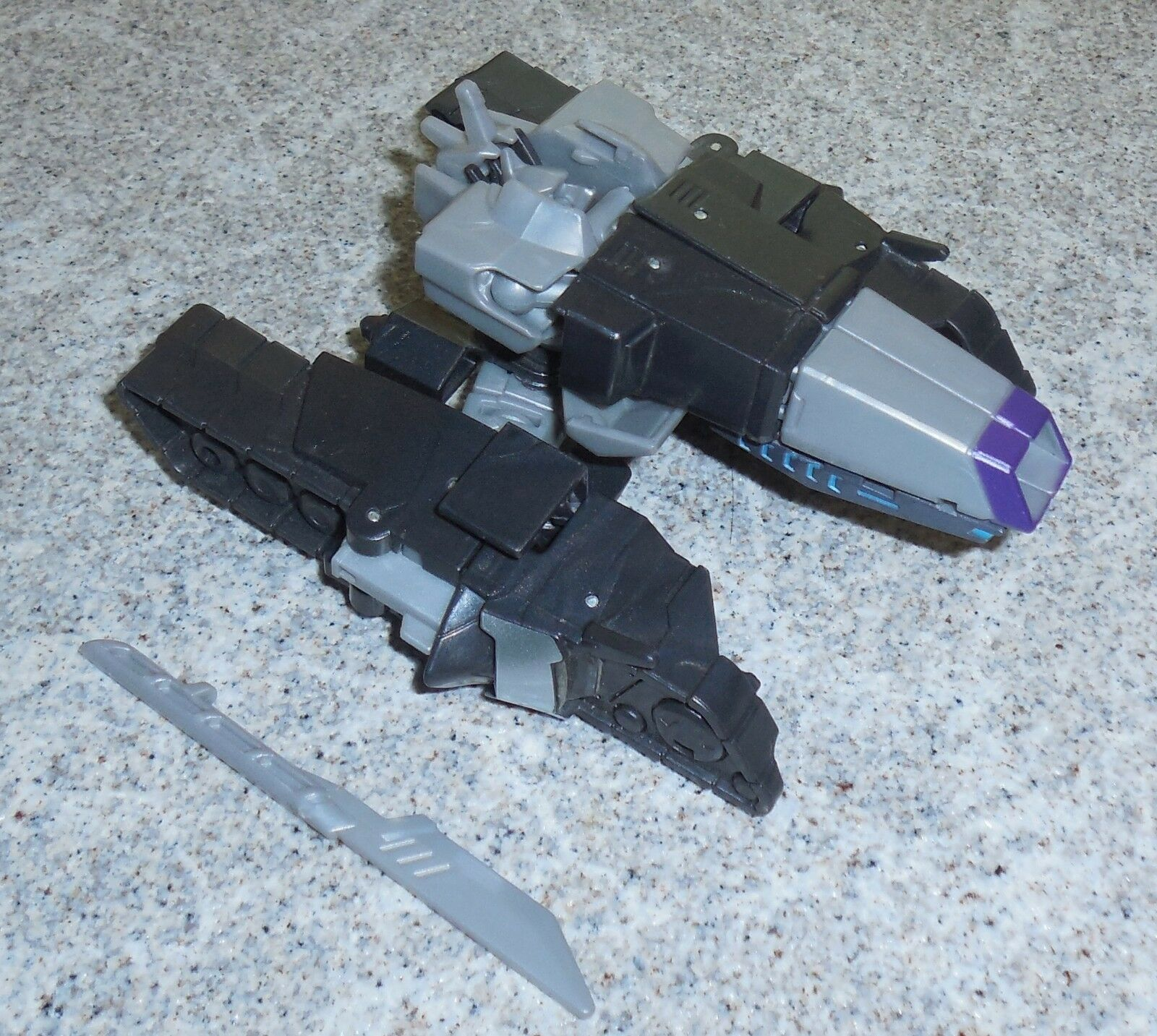 Transformers Robots in Disguise MEGATRONUS Complete Warrior Rid 2015