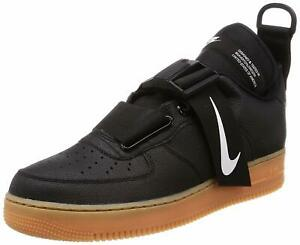 Nike-Air-Force-1-Utility-Black-White-Gum-Medium-Brown-AO1531-002